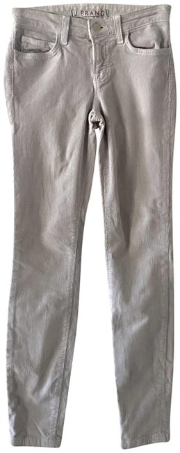 Item - Light Gray Corduroy Pants Size 00 (XXS, 24)