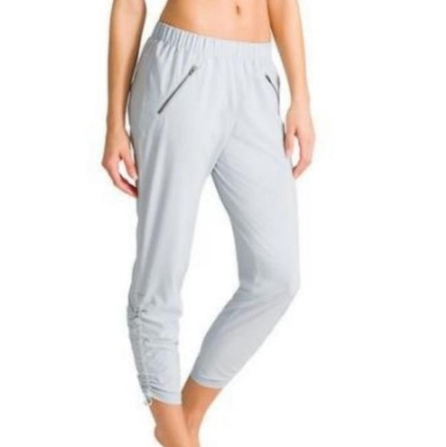 Item - Gray Aspire Ruched Joggers Activewear Bottoms Size 14 (L, 34)