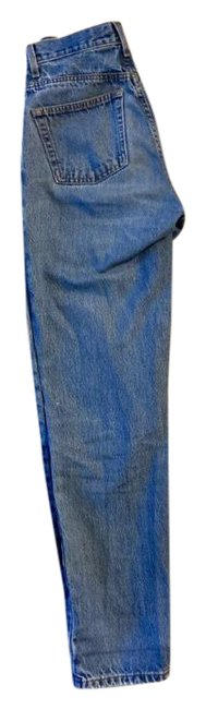 Abercrombie & Fitch Light Wash Straight Leg Jeans Size 6 (S, 28) Abercrombie & Fitch Light Wash Straight Leg Jeans Size 6 (S, 28) Image 1