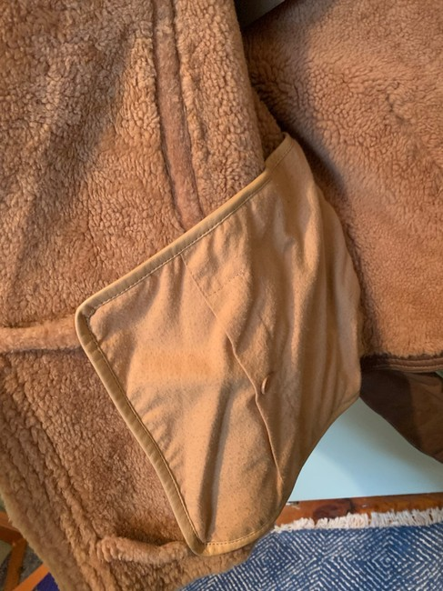 Rick Owens Brown Distressed Leather Jacket Size 0 (XS) Rick Owens Brown Distressed Leather Jacket Size 0 (XS) Image 7