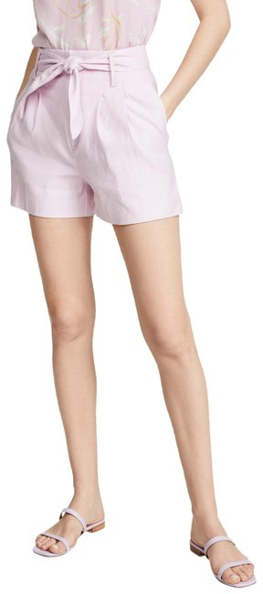 Item - Lavender Rose Kaylei Pleated Belted Shorts Size 12 (L, 32, 33)