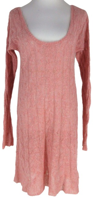 Item - Pink Angel Sweater Short Casual Dress Size 4 (S)