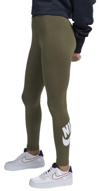 Item - Olive Green Full Length Activewear Bottoms Size 2 (XS)