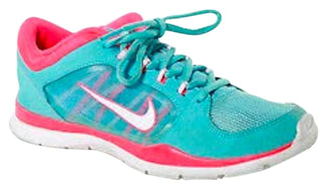 Item - Turquoise Sneakers Size US 7.5 Regular (M, B)