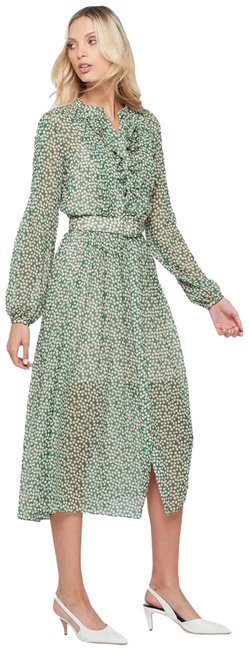 Item - Green Mid-length Night Out Dress Size 2 (XS)