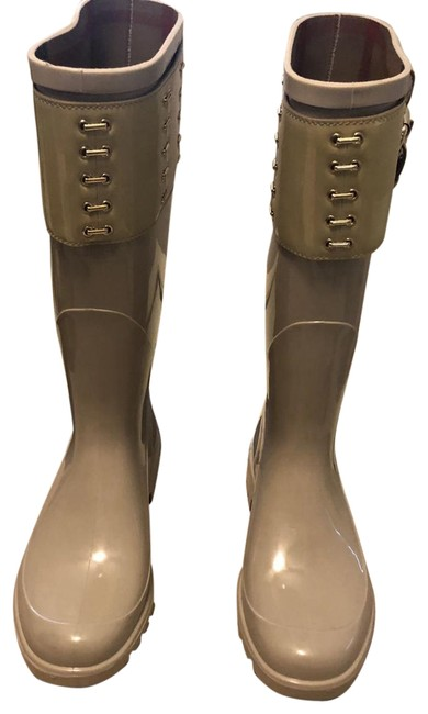 Item - Tan Boots/Booties Size EU 35 (Approx. US 5) Regular (M, B)