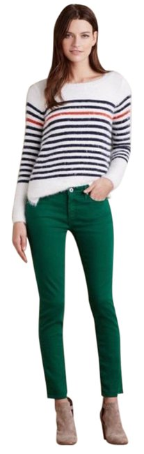 Item - Green The Stevie Ankle In Skinny Jeans Size 29 (6, M)