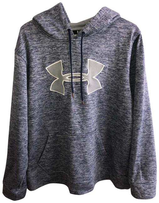 Item - Blue & Grey Pullover Activewear Size 14 (L)