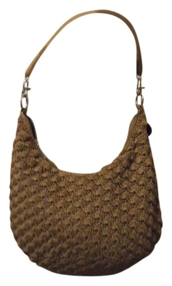 The Sak Crochet Handbags : The Sak Crocheted Hobo Taupe The Sak Hobos Tradesy