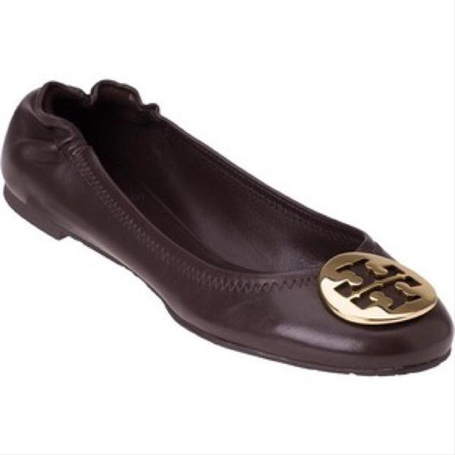 Item - Brown Reva Flats Size US 7.5 Regular (M, B)