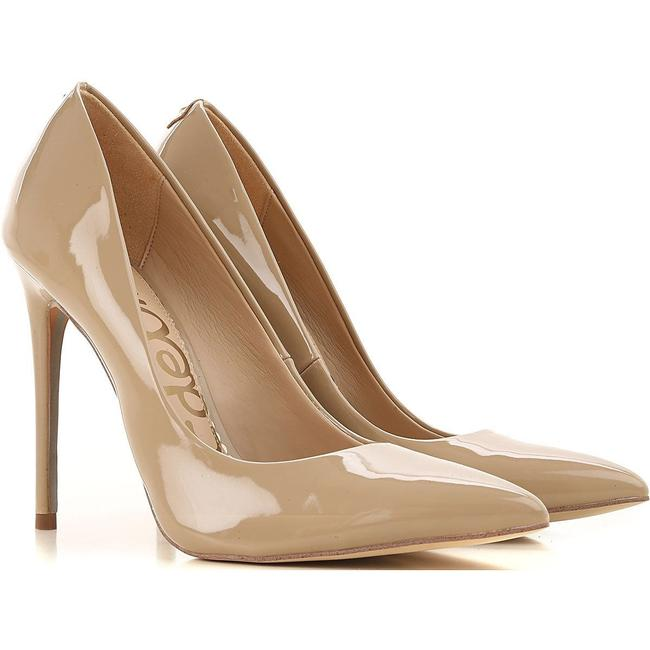Item - Beige Danna Pointed Toe Pumps Size US 9.5 Regular (M, B)