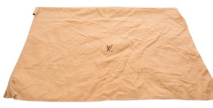 Louis Vuitton Louis Vuitton Dust Cover Soft Flannel / Usage with- LV Monogram, Damier, Multicolor