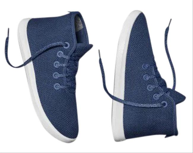 Item - Blue Tree Toppers Sneakers Size US 8 Regular (M, B)
