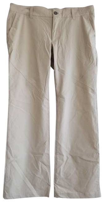 Item - Tan Mumbai Mover Iii Omni-shield Advanced Repellency Trail Activewear Bottoms Size 14 (L, 34)