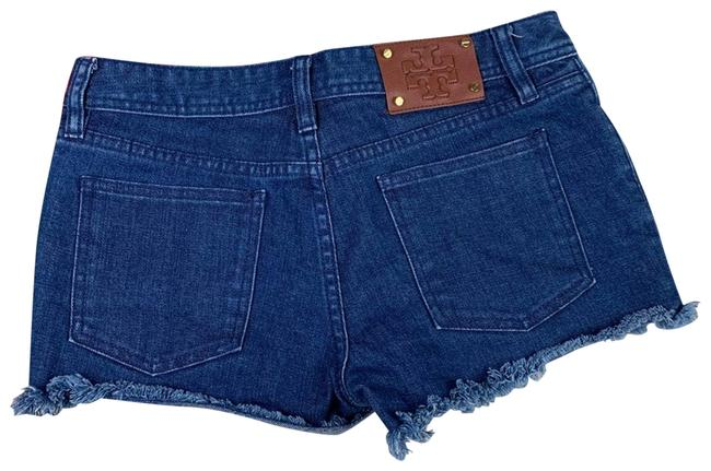 Item - Blue Sexy Frayed Jean Shorts Size 2 (XS, 26)