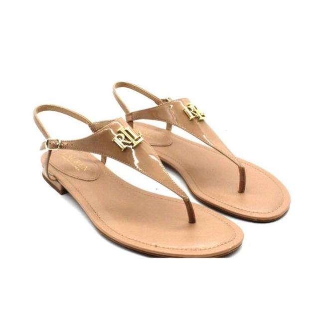 Item - Tan Ellington (Nude) Women's Sandals Size US 7 Regular (M, B)