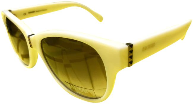 Item - Ivory White Spring Summer 2021 Limited Edition Sunglasses