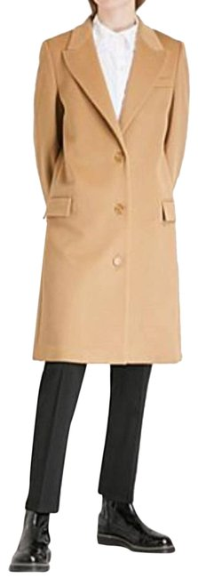 Item - Camel Fellhurst Wool & Cashmere Blend Coat Size 4 (S)