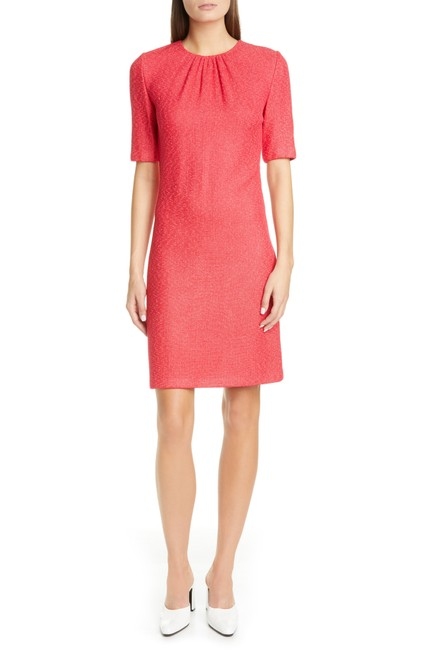 Item - Red Collection Poppy Refined Knit Elbow Sleeve Mid-length Work/Office Dress Size 18 (XL, Plus 0x)