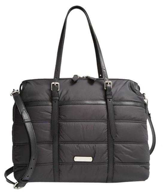 Item - Channel Quilted Black Diaper Bag