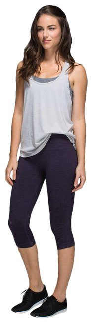 Item - Grape The Flow Ii Heathered Black Activewear Bottoms Size 8 (M, 29, 30)
