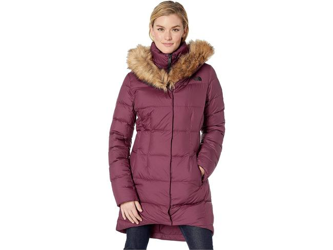 Item - Red 550 Fill Down Parka With Coat Size 2 (XS)