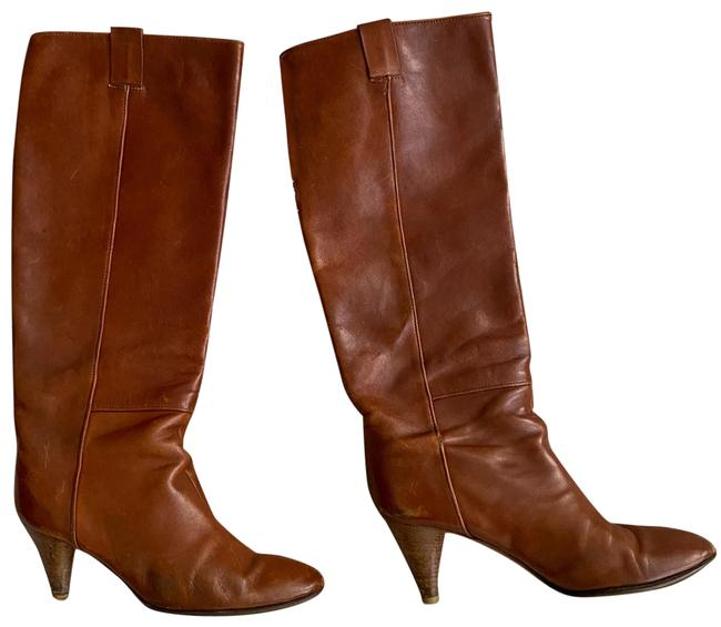 Item - Brown Diva Boots/Booties Size US 8.5 Narrow (Aa, N)
