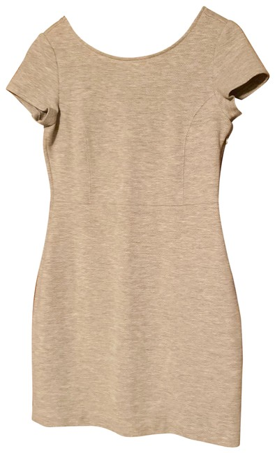 Item - Gray Style No. 54023 Short Casual Dress Size 6 (S)