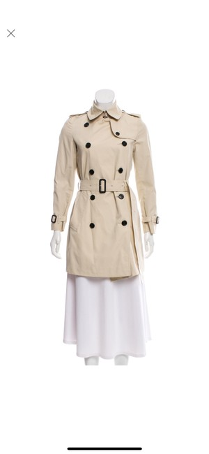 Item - Sand Trench In Coat Size 0 (XS)