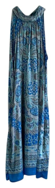 Item - Blue Mid-length Cocktail Dress Size OS (one size)