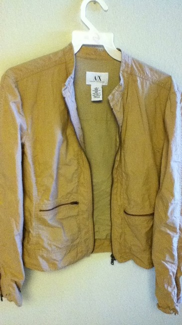 A|X Armani Exchange beige Jacket