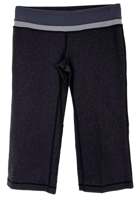 Item - Gray Groove Leggings Heathered Activewear Bottoms Size 4 (S, 27)
