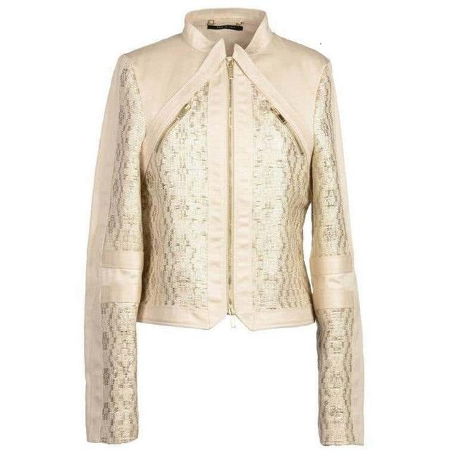 Item - White 2004 Tom Ford For Gabardine and *new with Tags Jacket Size 8 (M)