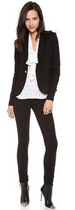 Juicy Couture Juicy Couture ,juicy,couture,black,ponte,solid,blazer,