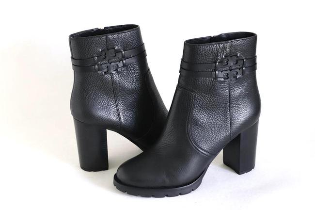 Item - new Leigh 90mm Lug Sole Tumbled Leather/Caft Boots/Booties Size US 6 Regular (M, B)