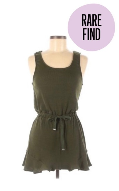 Item - Army Green Romper/Jumpsuit