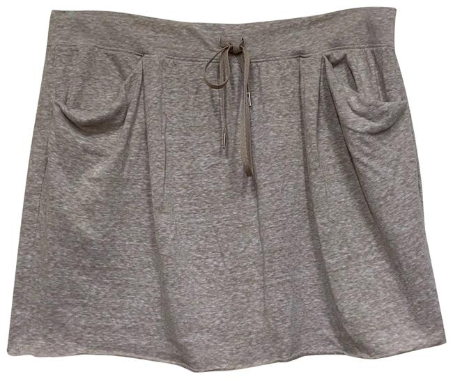 Item - Cream Oatmeal Heathered Active Ladies Small Drawstri Activewear Bottoms Size 4 (S, 27)