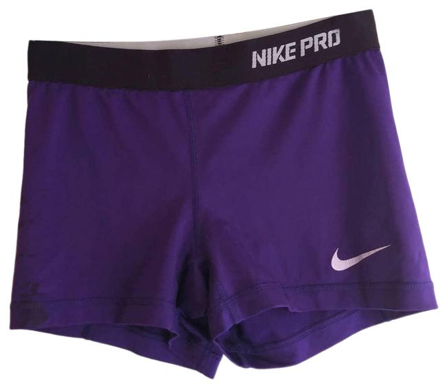 Item - Gray Pro Two Spandex Small Shorts Size 6 (S, 28)