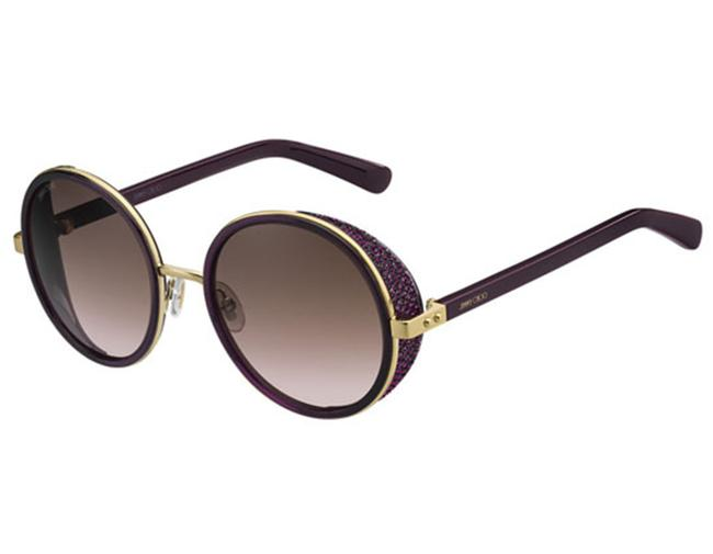 Item - Gold Violet Plum Andie/N/S-01kj 00 (V6) / Brown Sf Sunglasses