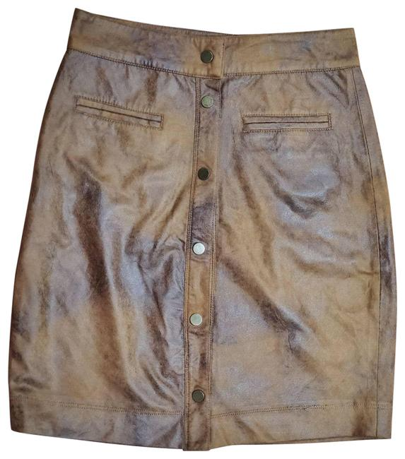 Item - Brown Lord &taylor Skirt Size 12 (L, 32, 33)