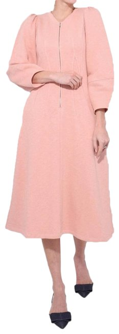 Item - Pink Elora In Rose Mid-length Casual Maxi Dress Size 12 (L)