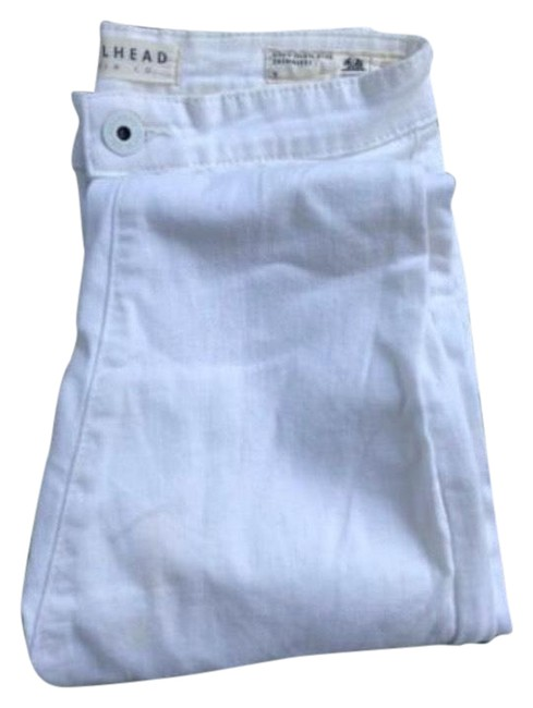 Item - White Uber High Skinny Jeans Size 4 (S, 27)
