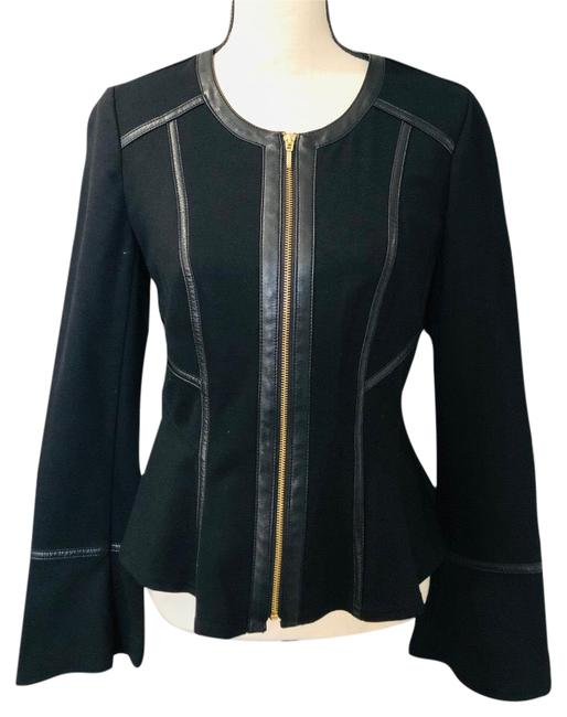 Item - Black and Gold Jacket Size 6 (S)