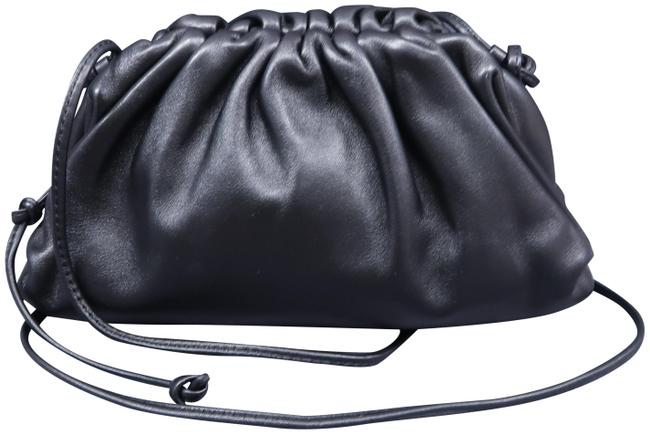 Item - The Pouch 20 Black Calfskin Leather Clutch