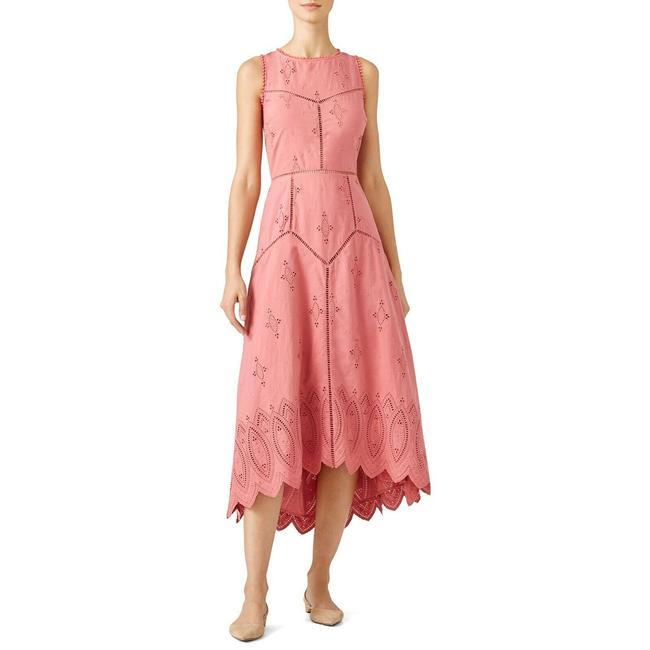 Item - Pink Halone Long Casual Maxi Dress Size 4 (S)