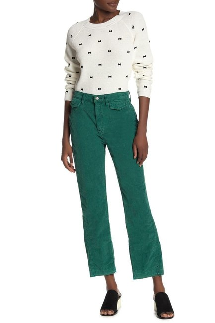 Item - Green Aces Straight Pants Size 8 (M, 29, 30)
