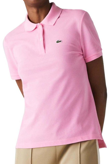 Item - Pink Polo Tee Shirt Size 10 (M)
