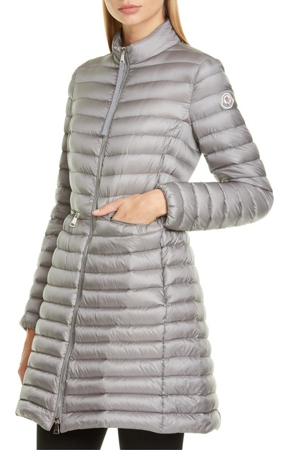 Item - Charcoal Agatelon Lightweight Down Quilted Coat Size 2 (XS)