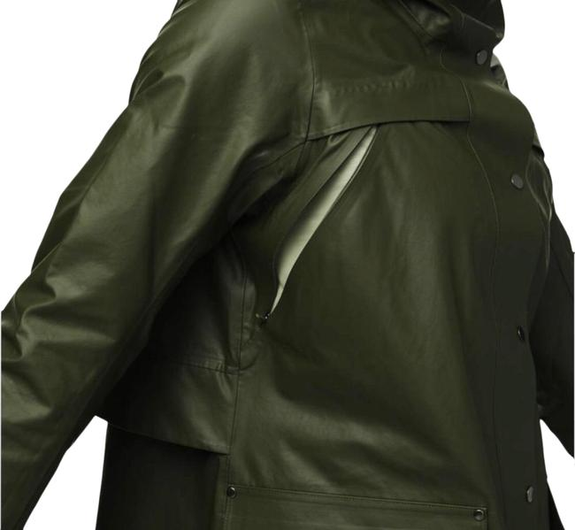 Item - Army Green Free Ship Into The Drizzle Jacket Size 8 (M)