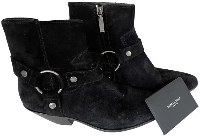 Item - Black Suede Ro 532039 Boots/Booties Size EU 38 (Approx. US 8) Regular (M, B)